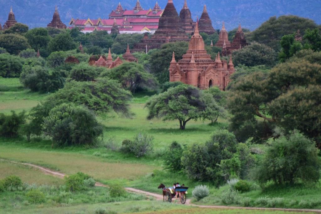 Bagan, Myanmar D810 1947