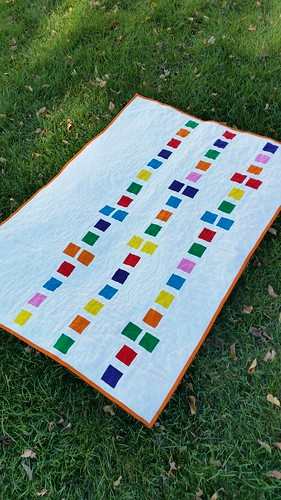 The Candy Land quilt