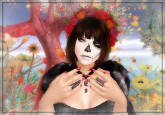 EVE´olution Dia de los muertos 1, The Plastik - The Boo Jewelry and The Amore Ring @ TLC