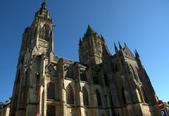 Coutances: Église St-Pierre