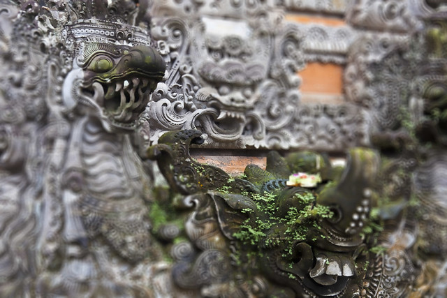 Balinese Stone Study 9 6305