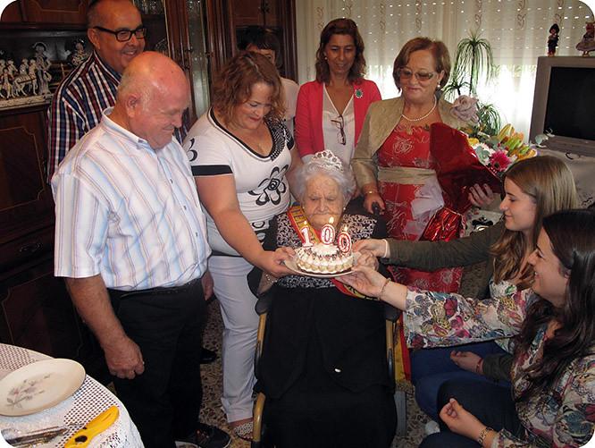 Cartagena celebra el Día Internacional de las Personas Mayores