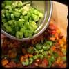 #Homemade #Seafood #Gumbo #CucinaDelloZio - add celery