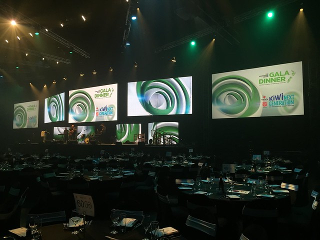TWG Gala Dinner 2015