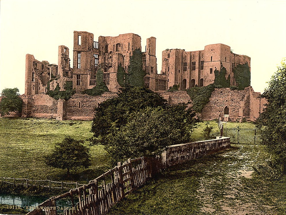 Kenilworth Castle, Kenilworth, England