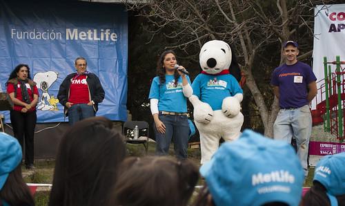 MetLife Foundation construye sueños con KaBOOM! y YMCA México