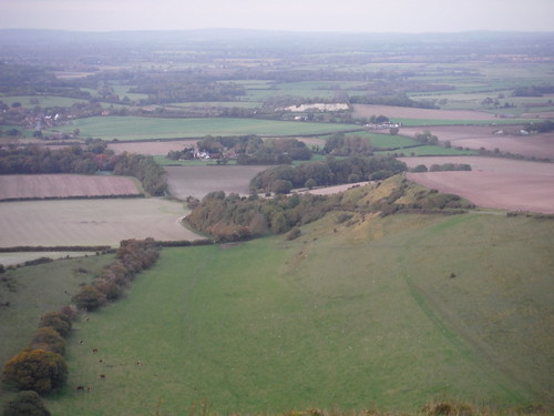 The Descent to Glynde
