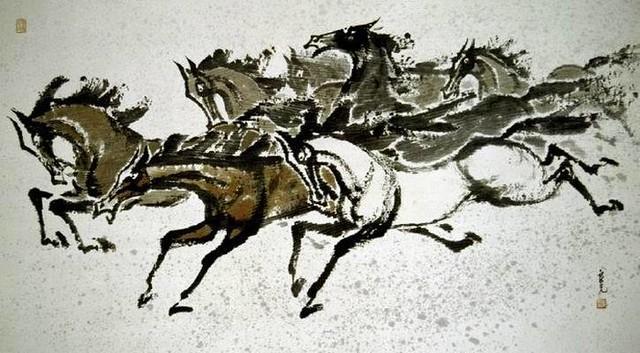 seungeop_picture_herd_horse
