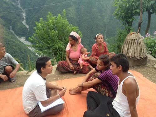 Amakomaya - Yagiten, Nepal