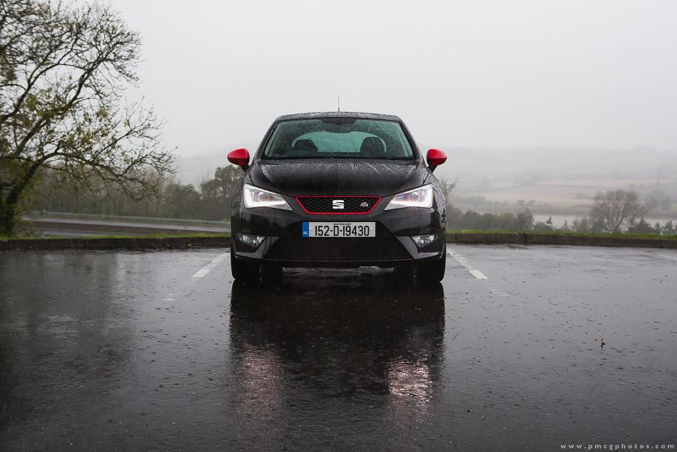 2015 SEAT Ibiza FR