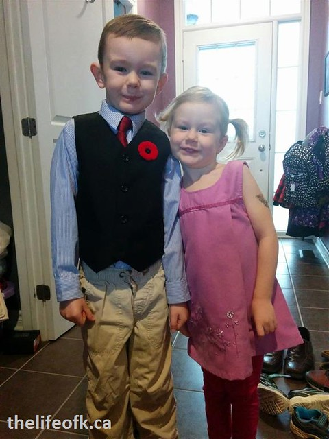 Remembrance Day Kids