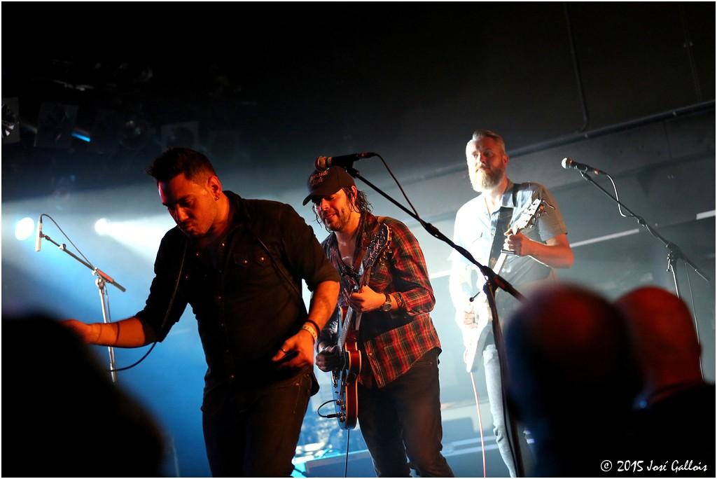 Boogie Beasts @ Muziekodroom 22.10.15