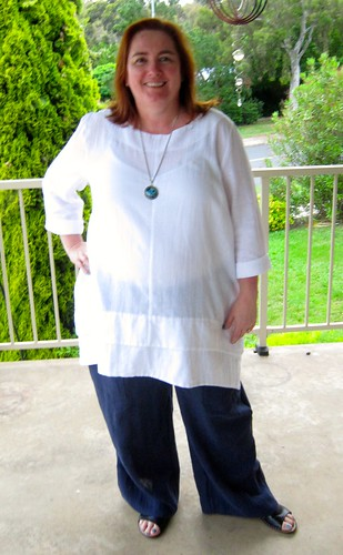 StyleArc Daisy pants and tunic