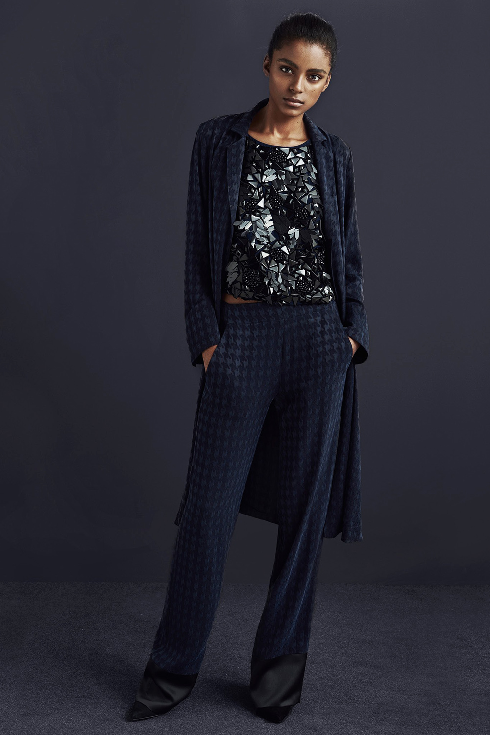 Mango Premium Winter 2015 Collection - Holiday Season Dressing Classic Minimalist Trend