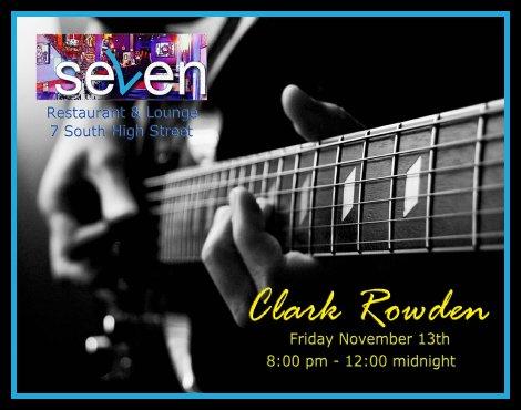 Clark Rowden 11-13-15