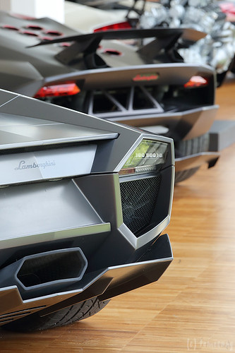 Museo Lamborghini 139