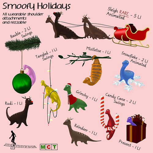 Smoofy Holiday