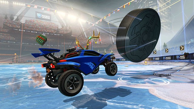 Rocket League Winter Games