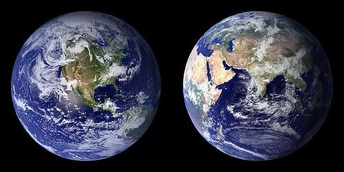 地球 by pixabay