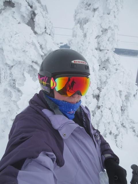 1st Ski Day of the Season