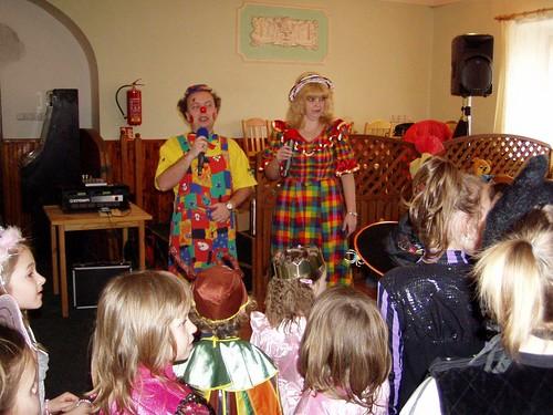 2008 - Dětský karneval s Inkou