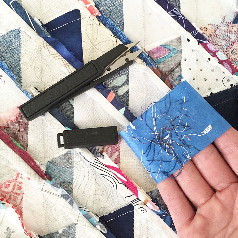 Thread Clipping
