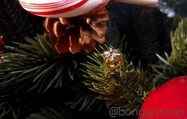Holiday Accessories for Dolls (ring)