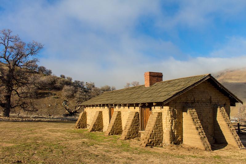 12.26. Fort Tejon