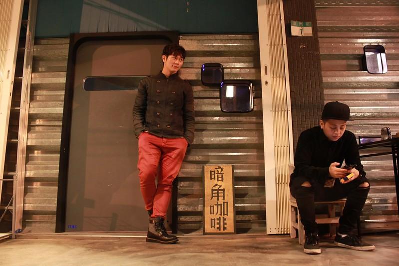 台北。深夜主題。暗角咖啡。17度C台北隨拍 (37)