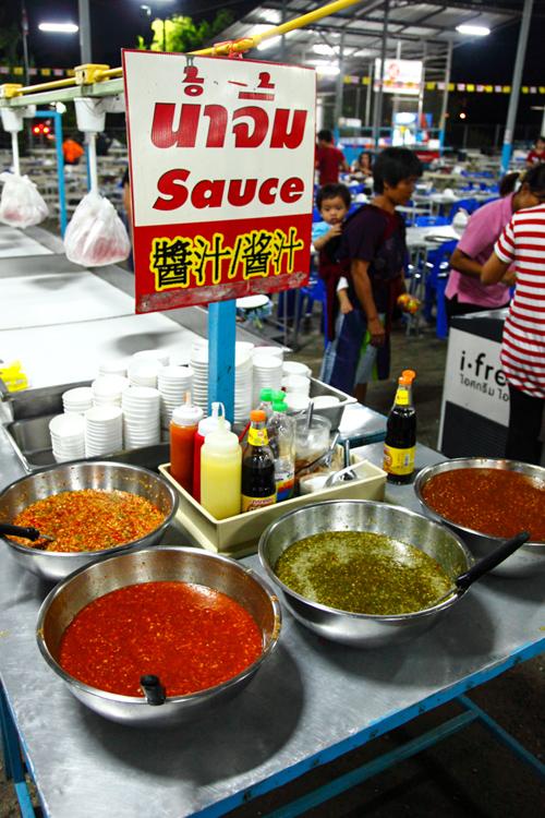 Sukontha Buffet Sauces