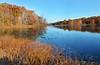 Punderson Lake Autumn