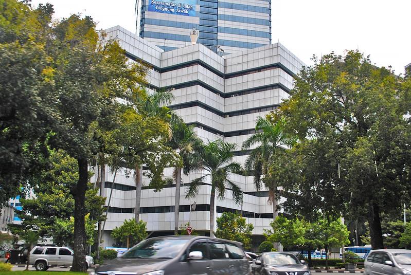 Gedung Kementerian Perhubungan