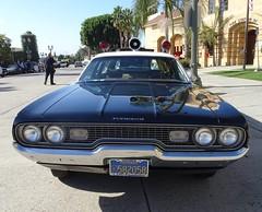 LAPD - 1971 Plymouth Satellite Wagon restored  (80)