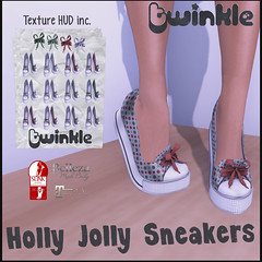 Holly Jolly Sneakers
