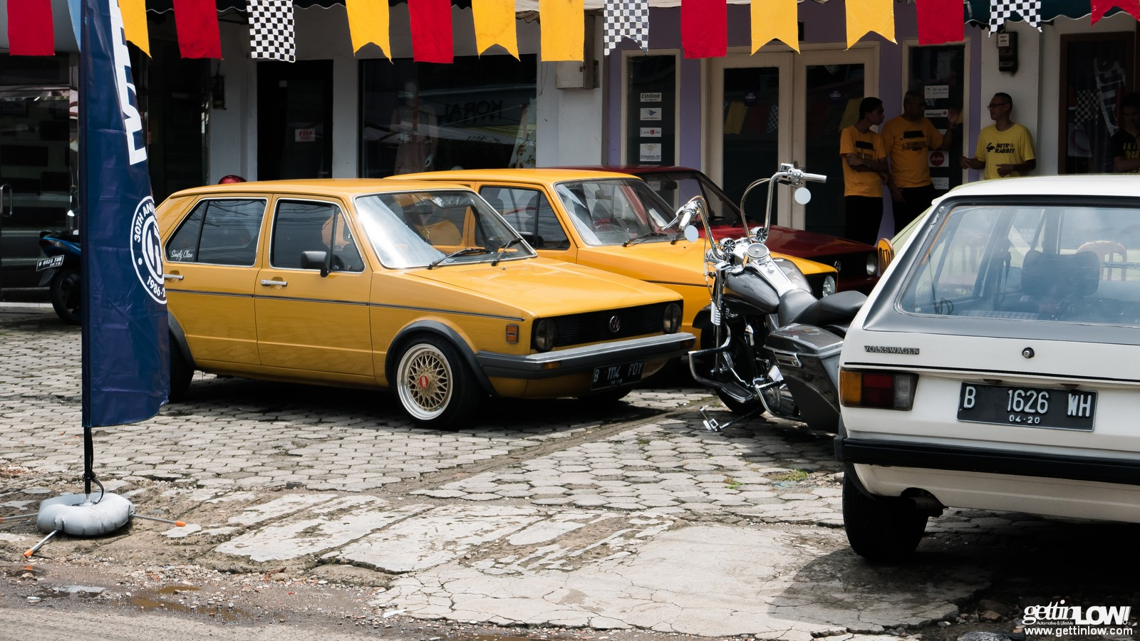 GOLF MK1 ID 5th Anniv