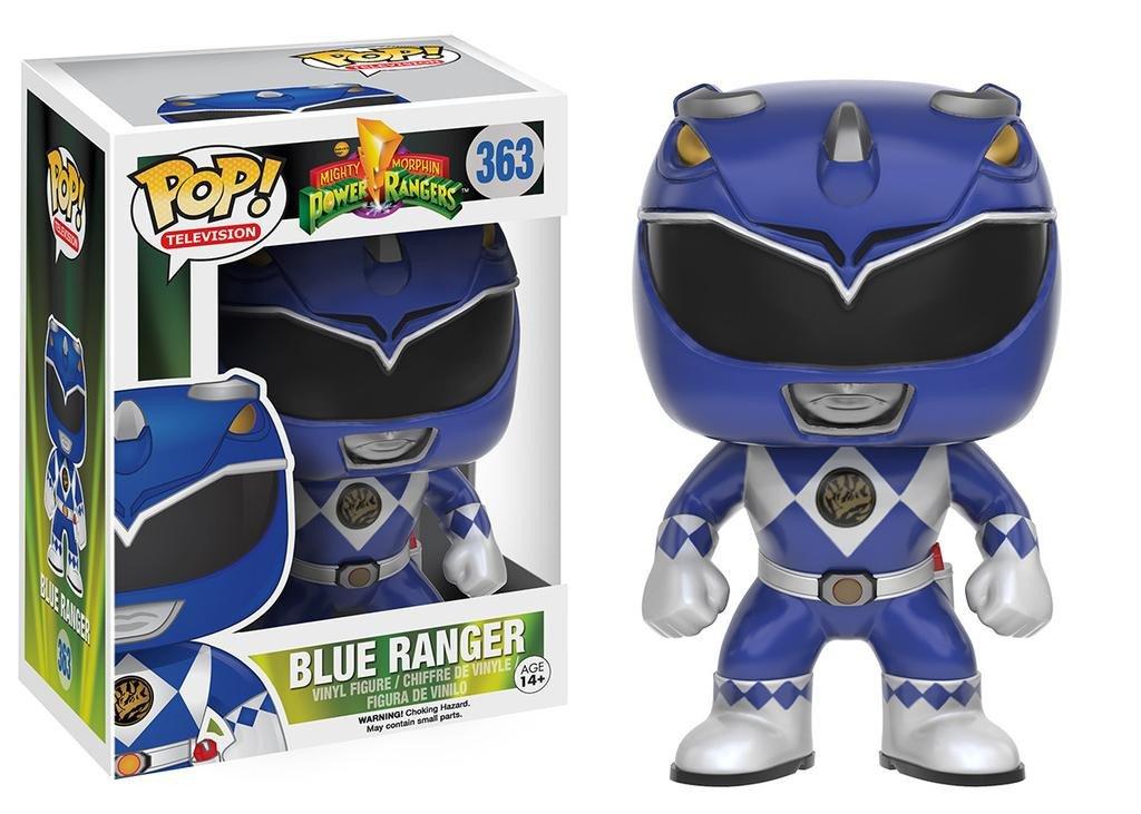 Go Go Power Rangers!!FUNKO POP! TELEVISION 系列【金剛戰士】Mighty Morphin Power Rangers