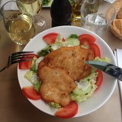 Cena @ ristorante Piccoli Cugini, Parigi