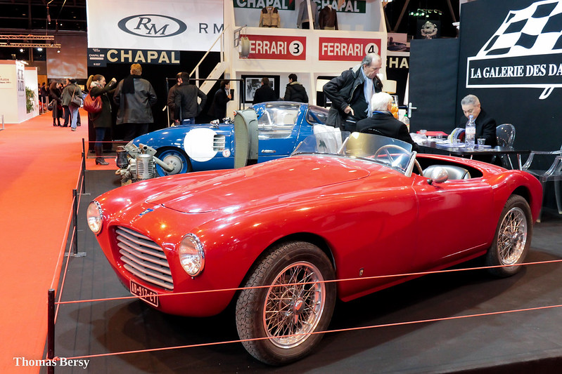 [75][04 au 08/02/2015] 40ème Salon Retromobile - Page 14 20018932463_6631189f35_c