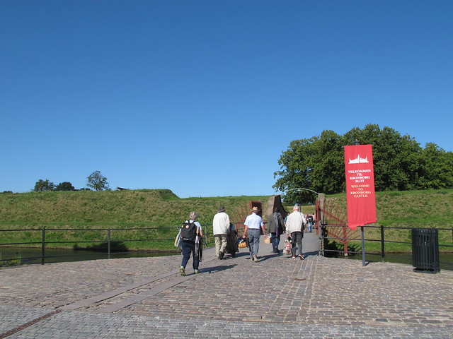 friday, opera at kronborgs castle, helsingör