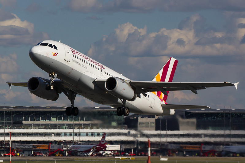 Germanwings - A319 - D-AGWT (1)