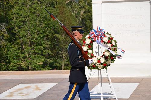Washington DC Arlington Cemetery July 15 6