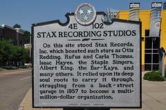 Memphis - Stax Signboard
