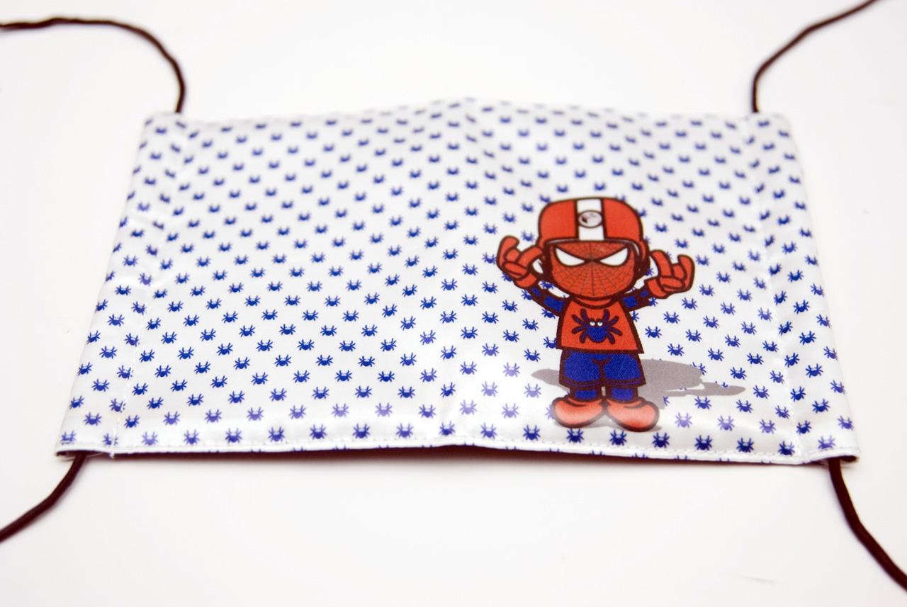 stack-蜘蛛積木人-防水口罩-02