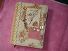 sewing notebook cover by delsdesignz