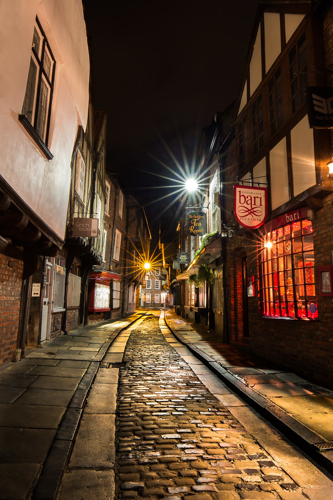 The Shambles - Explored August 2015