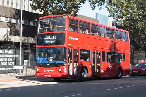 East London 18473 LX55ERU