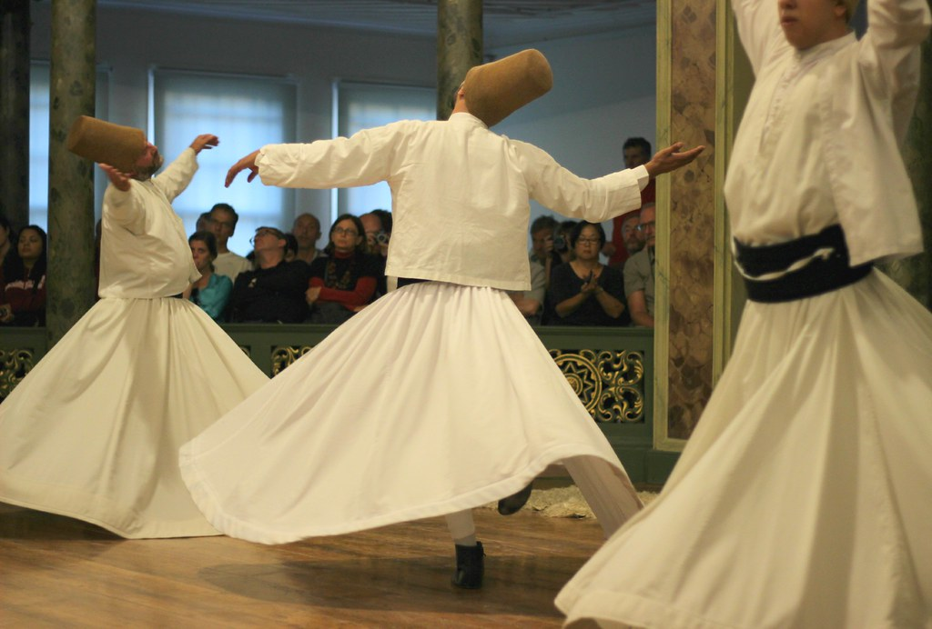 Whirling Dervishes 2
