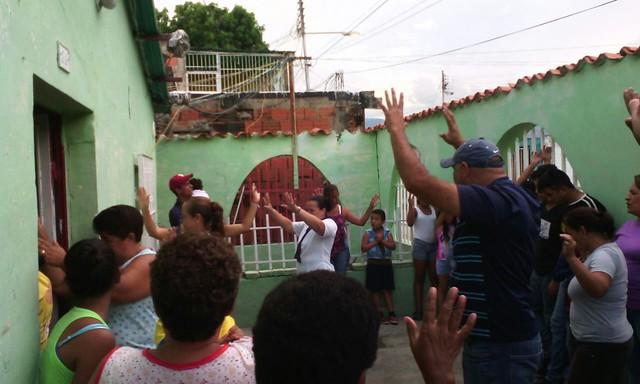 Casas de Oración: Maracay, Estado Aragua 13-09-15
