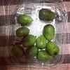 Un'amica foodies mi ha regalato un frutto appena inventato: chi indovina? #food #fruit