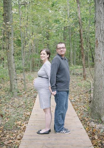 L + N Maternity // Fort Wayne, IN